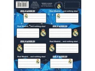 Naklejki na zeszyty ASTRA RM-107 Real Madrid 3