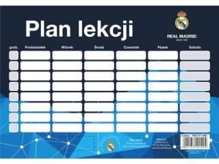 Plan lekcji RM-108 Real Madrid 3