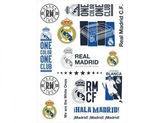 Tatua¿e wodne RM-111 Real Madrid 3