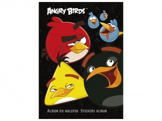 Album do nalepek A5 DERFORM Angry Birds