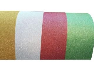Karton A2 250gr. Laser Mix 4 kolory (1op.=20ar.)