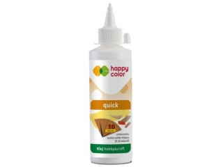 Klej HAPPY COLOR Magiczny quick, butelka 100g
