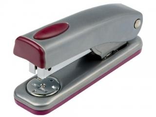 Zszywacz EAGLE GALAXY S6083B czerwony 24/6 - 25 kartek