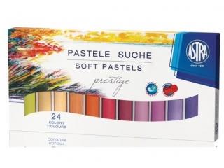 Pastele suche ASTRA Prestige okr±g³e 24 kolory