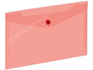 Koperta 043 EAGLE A5 zatrzask czerwona