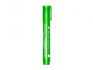 Marker permanentny TETIS KM102 - zielony