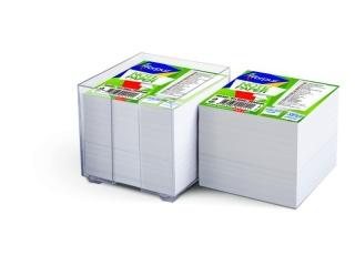 Kostka nieklejona bia³a POJEMNIK 85x85 mm 800 kartek PAS-056