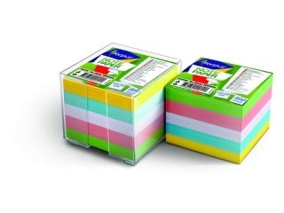 Kostka nieklejona kolor wk³ad do kubika 85x85 mm 800 kartek