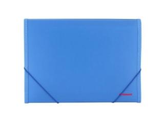 Aktówka z 12-ma przegródkami TITANUM PP-4302 niebieska