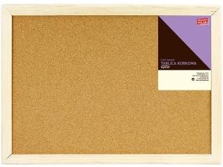 Tablica korkowa Grand rama drewniana 50/60 - 5004 (SZ)