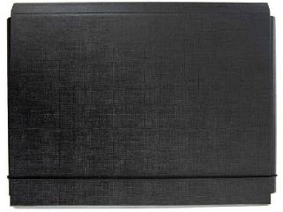 Teczka ³amana PENMATE A4 /12 cm na gumkê - czarna
