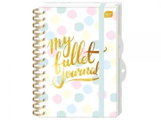 Ko³obrulion A5 120k. INTERDRUK My bullet journal