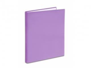 Segregator PENMATE A4/4 2cm - pastelowy fioletowy