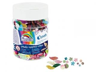 Cekiny confetti FIORELLO GR-C70-M mix s³oik 70g
