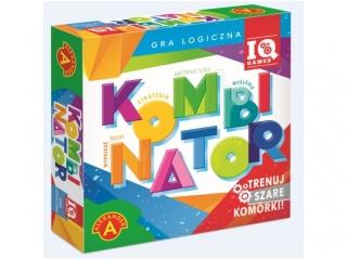 Kombinator  - Kwadraty