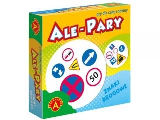Gra ALEXANDER Ale Pary - Znaki