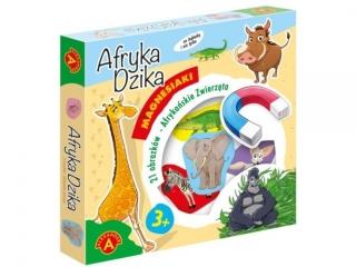 Magnesiaki - Afryka Dzika