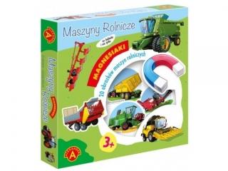 Magnesiaki - Maszyny Rolnicze