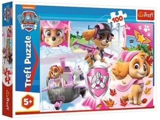Puzzle  100 TREFL Psi patrol - Skye w akcji