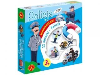 Magnesiaki - Policja