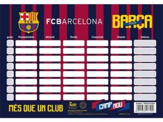Plan lekcji ASTRA FC-202 FC Barcelona Barca Fan 6