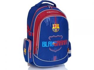 "Plecak 43cm (17"") ASTRA szkolny FC-222 FC Barcelona Barca Fa"