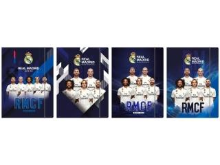 Teczka z gumk± ASTRA A4 Real Madrid 5