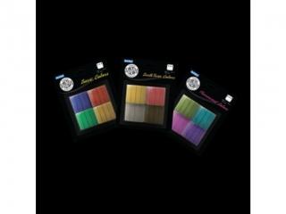Modelina NARA PMB-E 300 g. 4 kolory - Earth colors