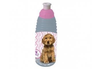 Bidon plastikowy BENIAMIN The Sweet Pets - Pies