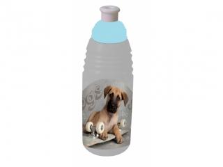Bidon plastikowy BENIAMIN Rachael Hale - Pies