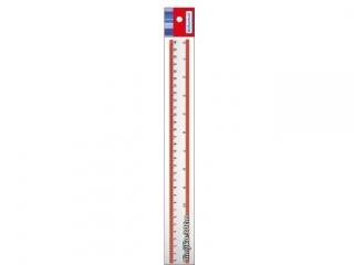 Linijka SCHEMAT 30cm kolor