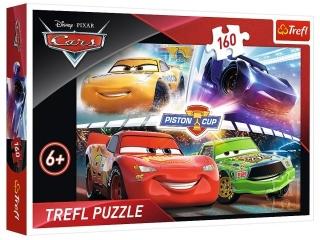 Puzzle  160 TREFL Cars 3 - Zwyciêski wy¶cig