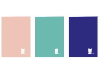 Zeszyt A4 80k. INTERDRUK UV Kolekcja one color kratka