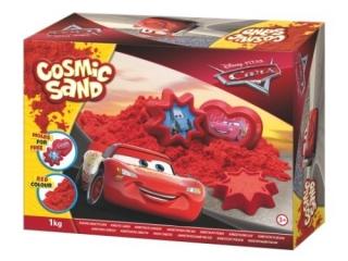 Piasek kinetyczny czerwony 1 kg Cars