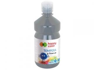 Farba tempera HAPPY COLOR Premium 500ml nr 80 - szary