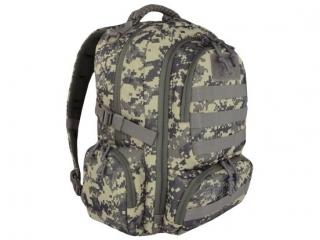 """Plecak 43cm (17"""") ST.MAJEWSKI 4-komorowy  BP36 Military digital como"""