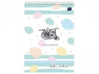 Szkicownik INTERDRUK Koala 242x340 80 kartek