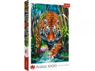 """Puzzle - """"1000"""" - Drapie¿ny tygrys"""