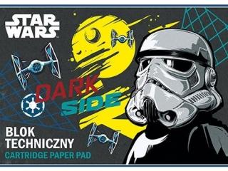 Blok techniczny A4 10k. ST.MAJEWSKI Star Wars