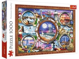 Puzzle 1000 TREFL Latarnie morskie