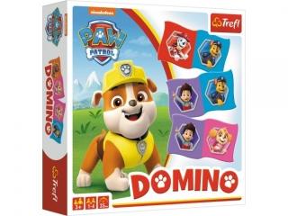 Gra TREFL Psi Patrol - Domino