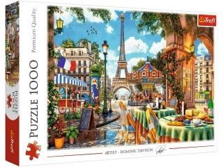 Puzzle 1000 TREFL Paryski poranek