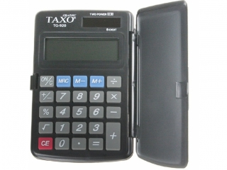 Kalkulator Taxo Tg-920 Czarny