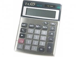 Kalkulator Taxo Tg-122 Srebrny