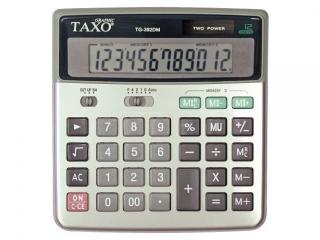 Kalkulator Taxo Tg-392dm Srebr