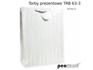 TORBY PREZENTOWE TRB 63-3 40x30x12 [opakowanie=12szt]