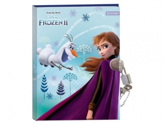 Pamiêtnik z k³ódk± BENIAMIN Frozen II