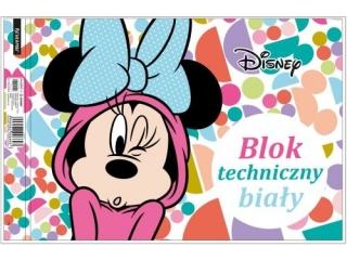 Blok techniczny A4 10k. BENIAMIN Minnie Mouse