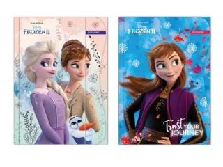 Teczka z gumk± A4 BENIAMIN Frozen II