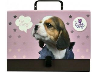 Teczka z r±czk± - walizeczka BENIAMIN The Sweet Pets - Pies